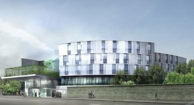 Centre hospitalier Sainte Anne C.M.M.E – PARIS