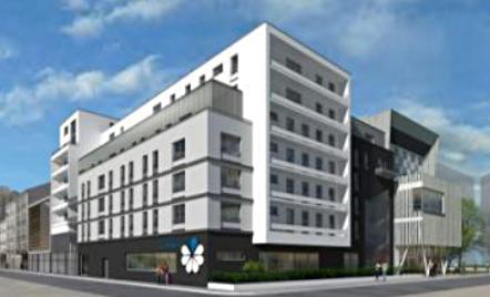 Hôpital La Roseraie
